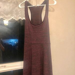 Bp eggplant dress /long tunic
